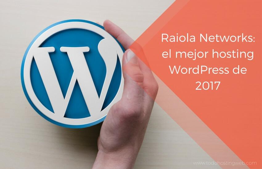 alojamiento web con WordPress